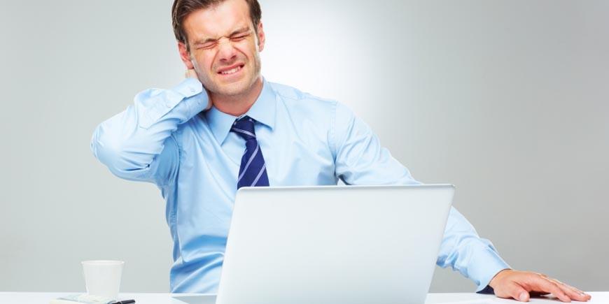 Nackenverspannung | Ursachen bekämpfen & Verspannungen lösen