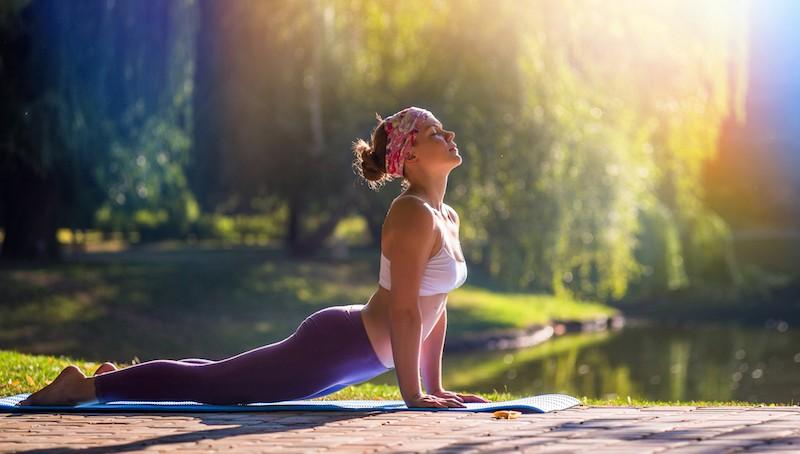 10 Minuten Faszien-Training für mehr Beweglichkeit