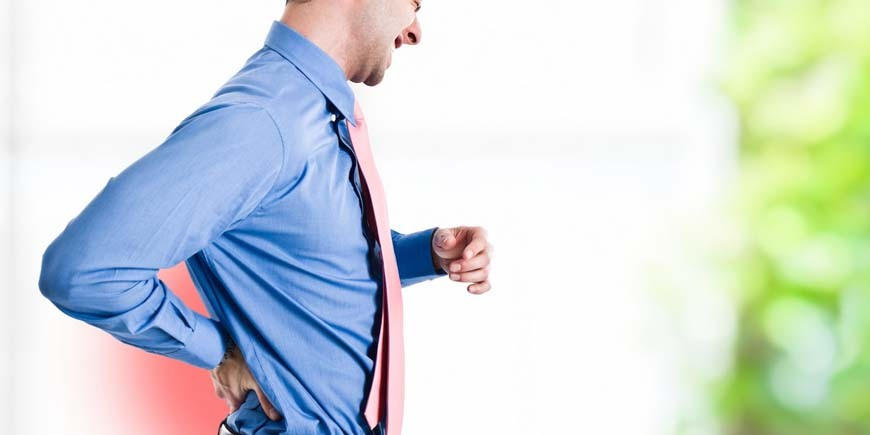 Rückenschmerzen durch Iliopsoas-Probleme - gezielte Übungstipps