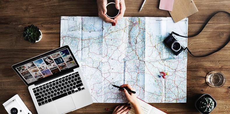 Fünf Tipps für eine gesunde Ernährung auf Reisen