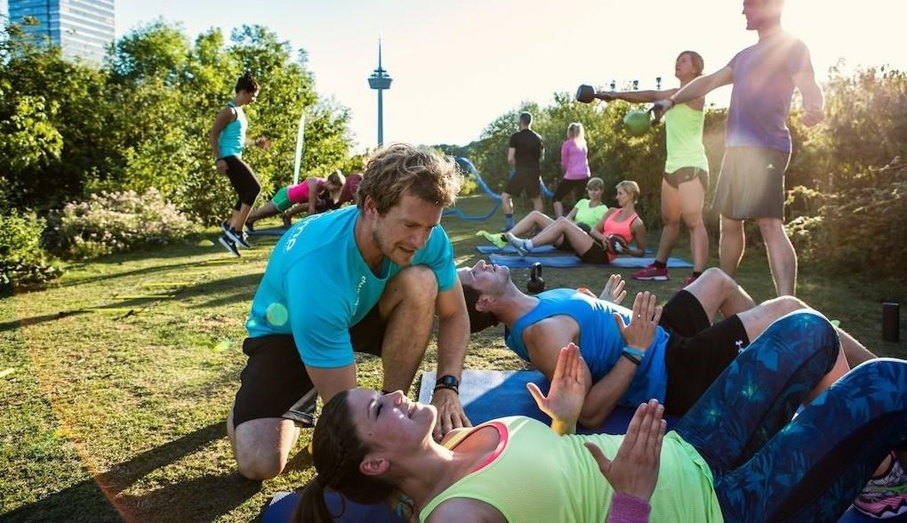 Outdoor Fitness Training - warum besser draußen Sport machen?!