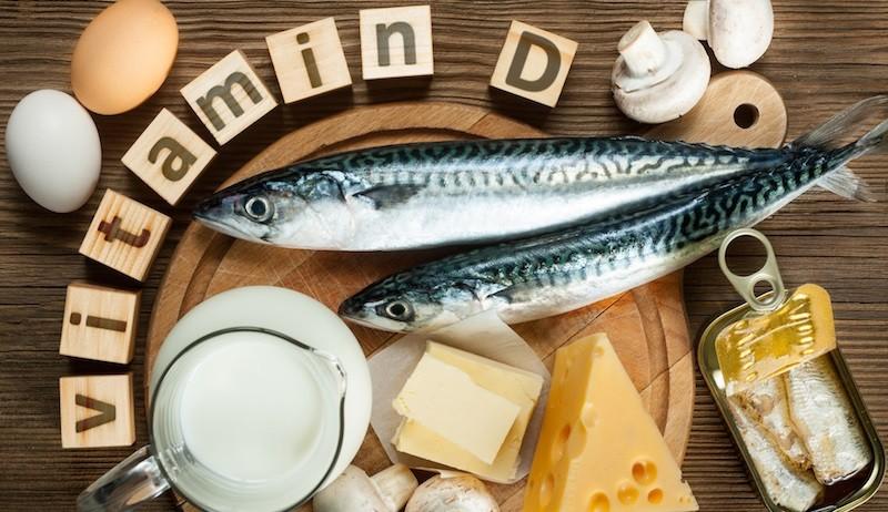 Mangelerscheinung Vitamin D!
