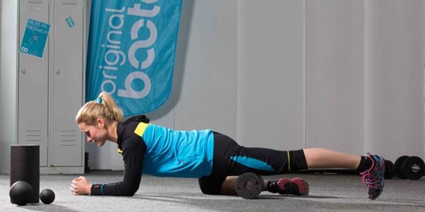 Black Roll Training - Regeneration & Beweglichkeit leicht gemacht!