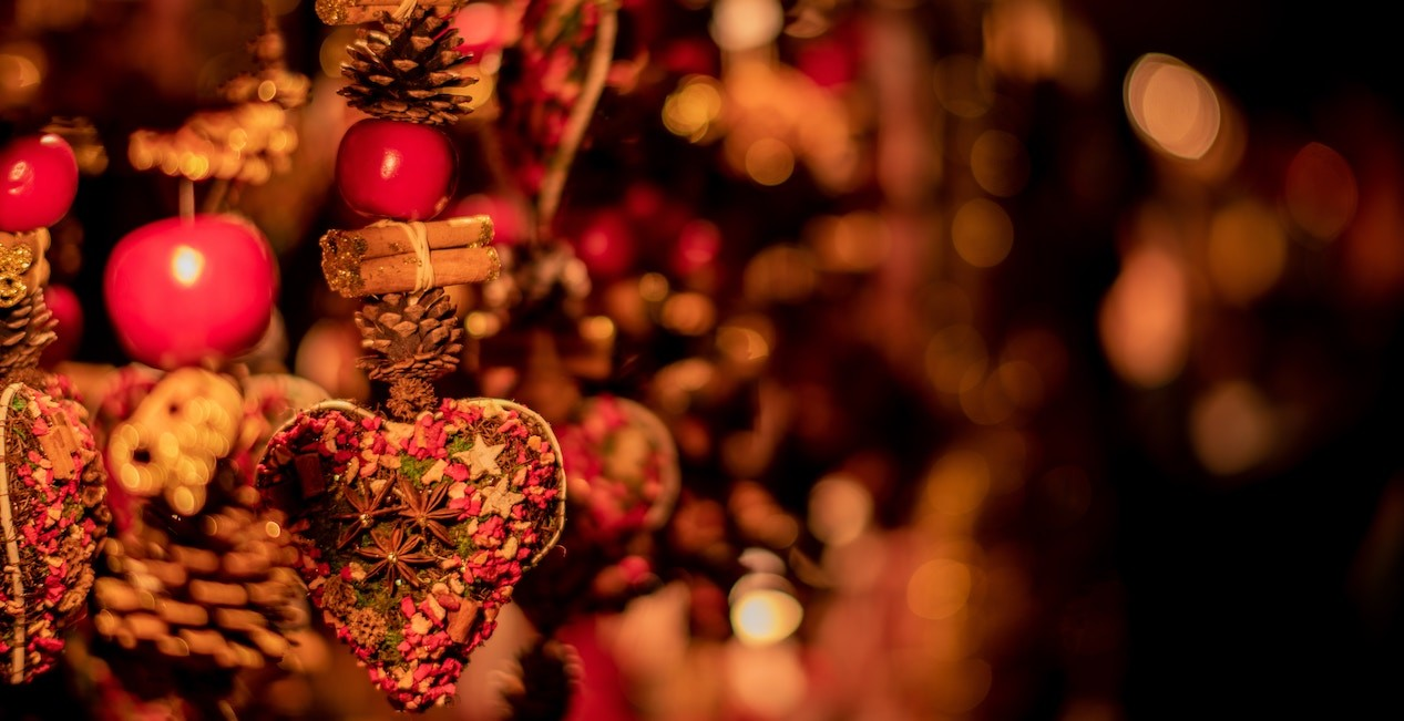 Gesunde Weihnachtsrezepte: Tipps wie du an Weihnachten nicht 5 kg zunimmst und den schlimmsten Kalorienfallen widerstehst