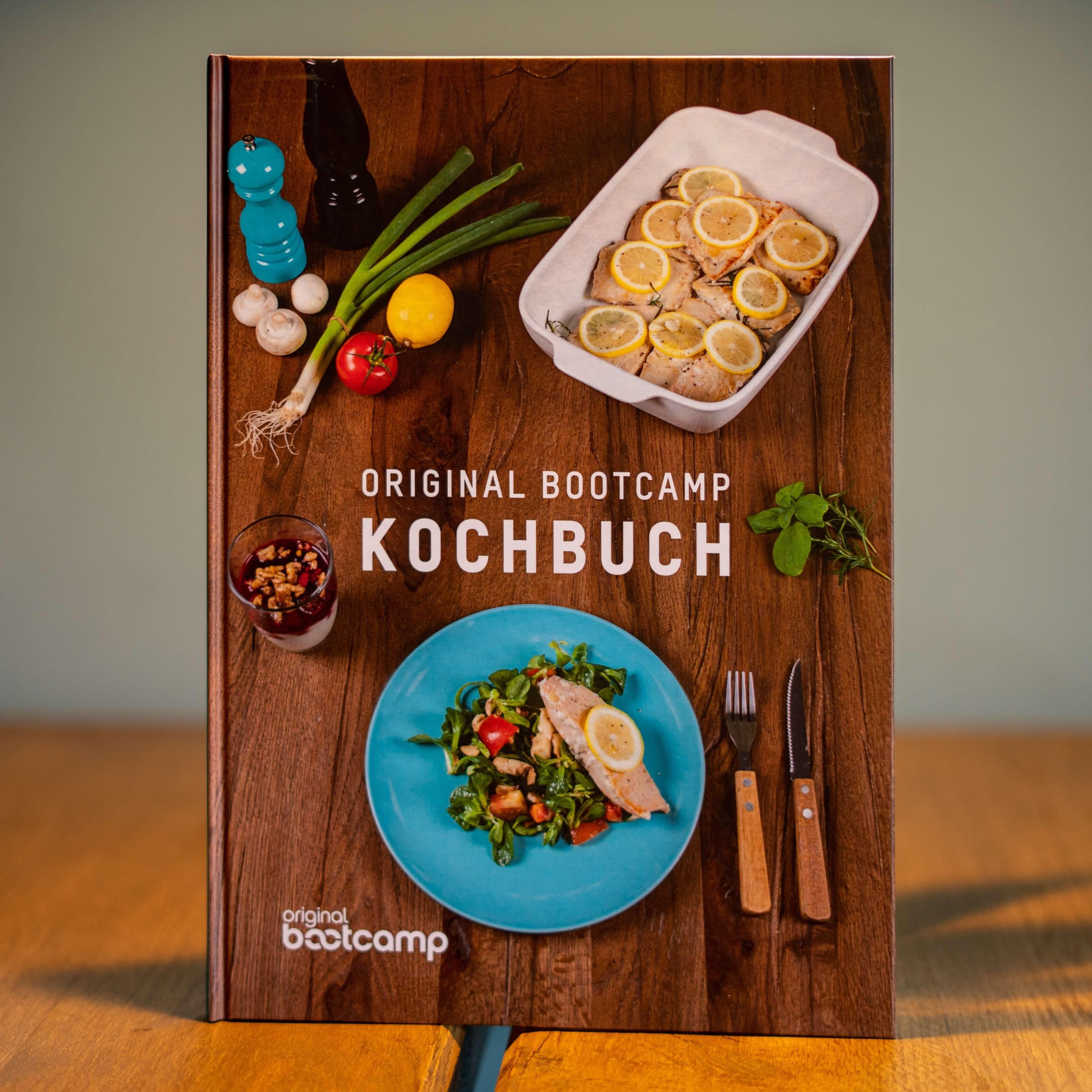 Original Bootcamp Kochbuch